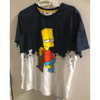 エイチアンドエム(H&M)のシンプソン Tシャツ(Tシャツ(半袖/袖なし))