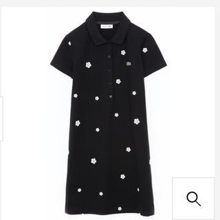 マリークワント(MARY QUANT)のラコステ×マリクワ  ポロワンピ(ポロシャツ)