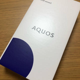 AQUOS - AQUOS sense2 SIMフリー