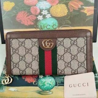 Gucci - GUCCI長財布  財布