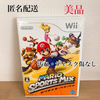 Wii - Wii  マリオ スポーツ ミックス