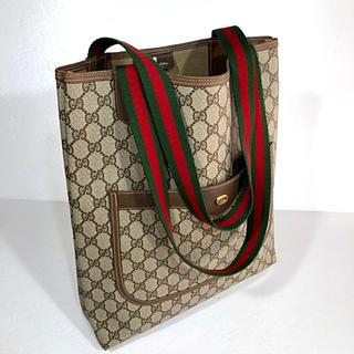 グッチ(Gucci)の売約済   オールドグッチ バッグ/グッチ トート/オールドグッチ トートバッグ(トートバッグ)