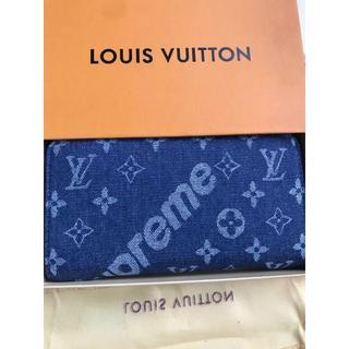 Supreme - 男女兼用 Supreme X Louis Vuitton       長財布