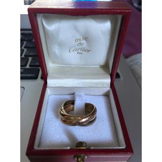 カルティエ(Cartier)の専用  カルティエ トリニティリング k18 #58(リング(指輪))