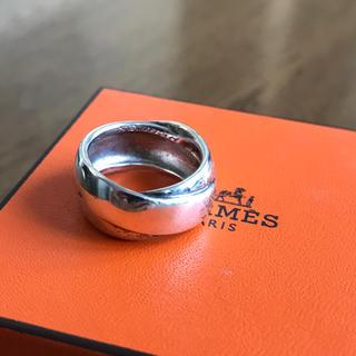 Hermes - エルメス シルバー リング ヴィンテージ