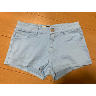グレイル(GRL)のパンツ 水色 ズボン(パンツ/スパッツ)