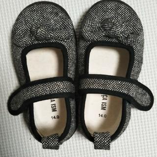 コムサイズム(COMME CA ISM)のベビー靴14cm(フォーマルシューズ)