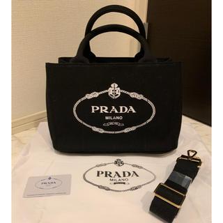 プラダ(PRADA)のPRADA カナパ S 週末値下げ中。(トートバッグ)