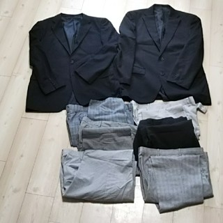 ユニクロ(UNIQLO)のスーツ・ジャケット・パンツ(スーツジャケット)