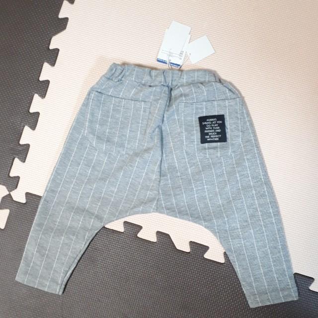 BREEZE(ブリーズ)のブリーズ カーディガン パンツ キッズ/ベビー/マタニティのベビー服(~85cm)(パンツ)の商品写真