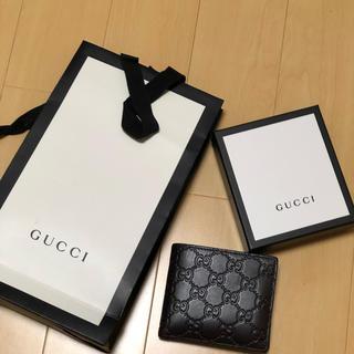 Gucci - GUCCI折りたたみ財布