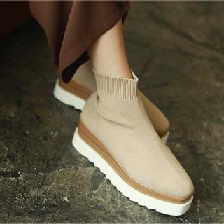 Ameri VINTAGE - AMAIL Jagged fitsox boots