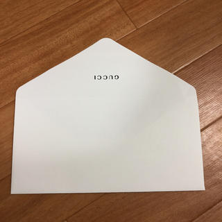 グッチ(Gucci)のGUCCI封筒(カード/レター/ラッピング)