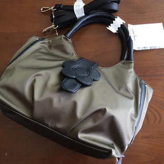 MARY QUANT - 《未使用》MARY QUANT 2way バッグ