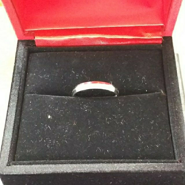 celine(セリーヌ)の激レア・セリーヌプラチナ850リング レディースのアクセサリー(リング(指輪))の商品写真
