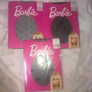 バービー(Barbie)のBarbie ストッキング セット(タイツ/ストッキング)