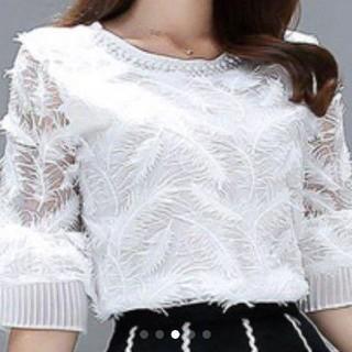 ♥新作秋ブラウス♥(スカートは売り切れです)(シャツ/ブラウス(長袖/七分))