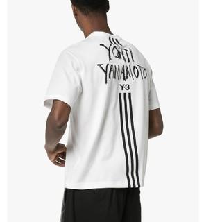 ワイスリー(Y-3)のy-3 tee(Tシャツ/カットソー(半袖/袖なし))
