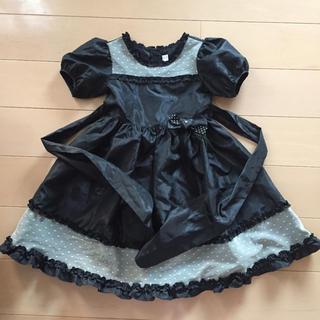 シャーリーテンプル(Shirley Temple)のシャーリーテンプル ドレス 130サイズ(ドレス/フォーマル)