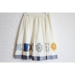 ジェーンマープル(JaneMarple)の新品 タグ付 jane marple 糸巻き スカート ジェーン(ひざ丈スカート)