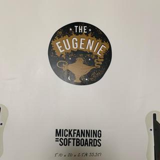 クイックシルバー(QUIKSILVER)の【MICK FANNING SOFTBOARDS 5ft10EUGENIE (サーフィン)