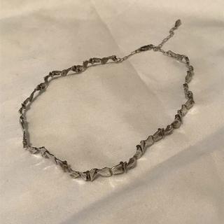 ロンハーマン(Ron Herman)のPLUIE デブリスチョーカー silver925(ネックレス)