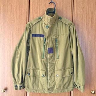 ドゥーズィエムクラス(DEUXIEME CLASSE)のEU FRANCE80'sVintage Military F2 Jacket(ミリタリージャケット)