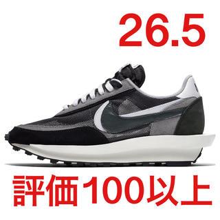 NIKE - Nike LD Waffle Sacai Black Anthracite 26