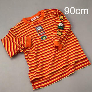 パーソンズキッズ(PERSON'S KIDS)のパーソンズ 子供用七分袖Tシャツ(Tシャツ/カットソー)