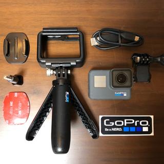 GoPro - ゴープロ  6 gopro ショーティ付き 中古品