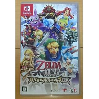 Koei Tecmo Games - ゼルダ無双 ハイラルオールスターズ DX