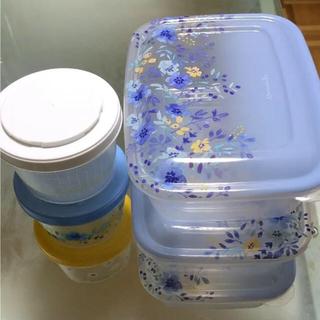 アフタヌーンティー(AfternoonTea)のアフタヌーンティー容器セット(容器)