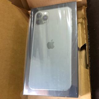 iPhone - 即日発送❗️iPhone 11 Pro Max 512GB ミッドナイトグリーン