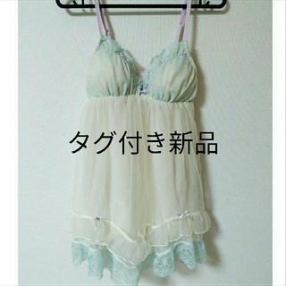 Risa Magli - 【新品】リサマリ ブラキャミ スリップ シフォン ジェラートピケ  ジェラピケ