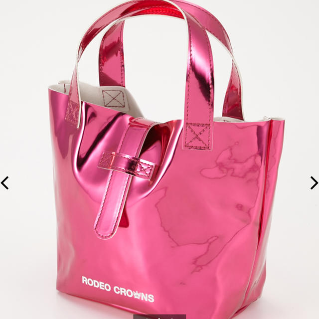 RODEO CROWNS WIDE BOWL(ロデオクラウンズワイドボウル)のロデオクラウンズワイドボウル バッグ レディースのバッグ(トートバッグ)の商品写真