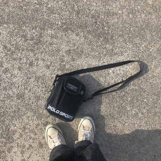 POLO RALPH LAUREN - polo sport bag