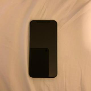 iPhone - iPhone x  silver 256g  SIMフリー