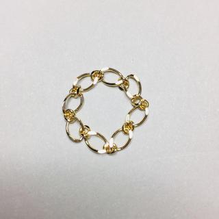 ゴールドチェーンリング(リング(指輪))