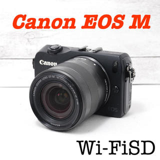 Canon - ❤️スマホ転送❤️タッチパネル❤️Canon EOS M