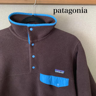 パタゴニア(patagonia)の美品 patagonia パタゴニア スナップT 古着(ブルゾン)