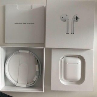 Apple - AirPods 正規品