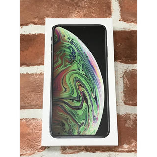 iPhone - Apple iPhone xs max 512 新品未使用 ソフトバンク 完品