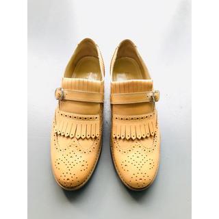ブルーノマリ(BRUNOMAGLI)のブルーノマリ 本革ローファー試着品(ローファー/革靴)