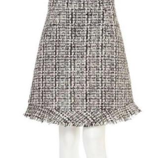 PROPORTION BODY DRESSING - ほぼ未使用に近い⭐️ プロポーションツイードスカート