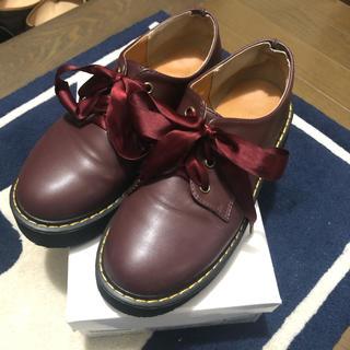 ダブルクローゼット(w closet)のw closet レースアップシューズ(ローファー/革靴)