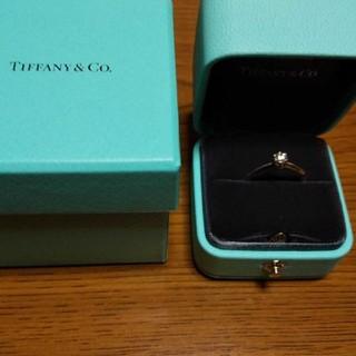 Tiffany & Co. - ティファニーダイヤリング