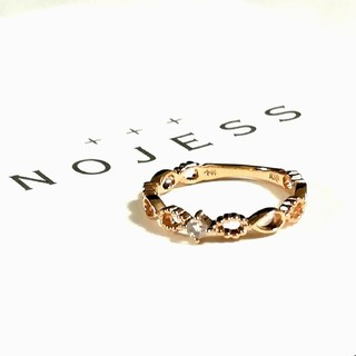 NOJESS - ノジェス NOJESS K10ピンキーリング 3号