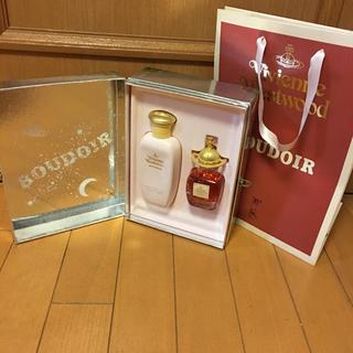 ヴィヴィアンウエストウッド(Vivienne Westwood)の箱とミルクボトルのみ ヴィヴィアンウエストウッド香水ギフトボックス ビビアン(ユニセックス)