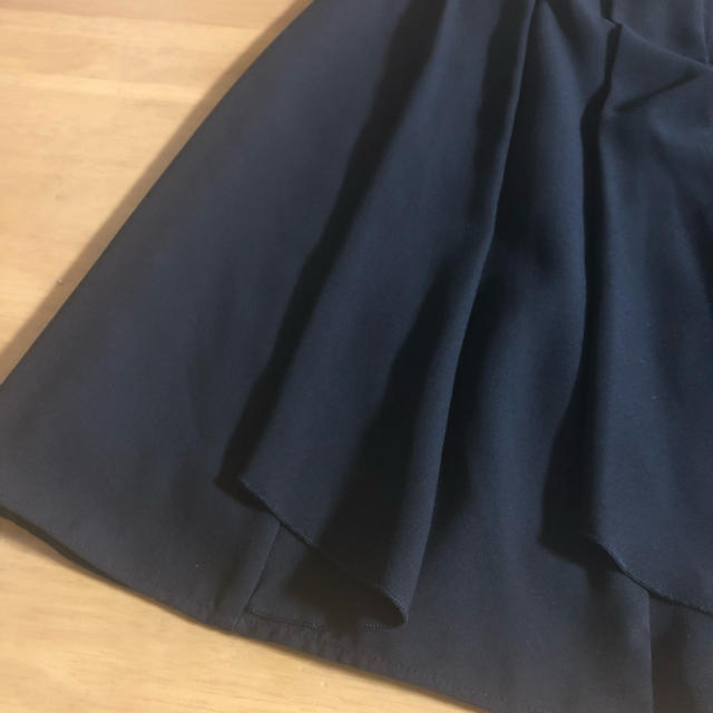 Rope' Picnic(ロペピクニック)の❣️セール❣️ 【美品】ロペピクニック  スカート 黒 レディースのスカート(ひざ丈スカート)の商品写真