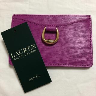 Ralph Lauren - 新品 ラルフローレン カードケース
